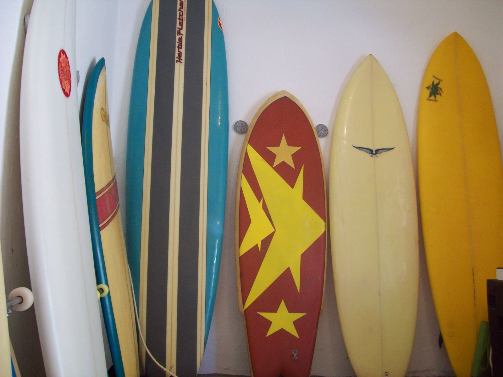 Quiverito surf shop in Sayulita offers quality boards and online reservations