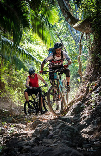 Sayulita mountain biking for exploring while on your Sayulita vacation