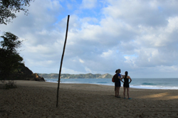 Hiking to San Pancho from Sayulita