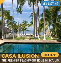 Casa Ilusion Featured Sayulita Villa