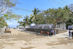 Sayulita's new Wastewater treatment plant and emissor pipe is complete and operational