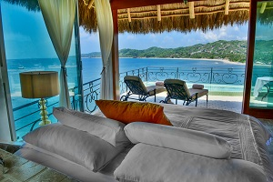 villa romance at amor boutique hotel in Sayulita, Mexico