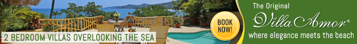 Villa Amor in sayulita 2 bedroom oceanview villas banner