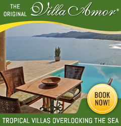 The Original Villa Amor in Sayulita 1 bedroom villas banner