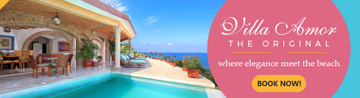 Villa Amor in Sayulita luxury villas banner