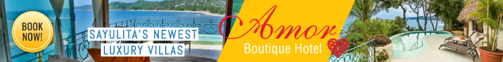 Amor Boutique Hotel Top Banner