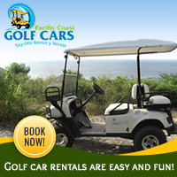 sayulita golf cars pacific coast banner