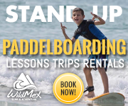 sayulita stand up paddleboarding wildmex