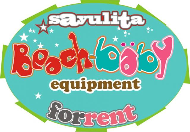 sayulita beach-baby equipment for rent logo