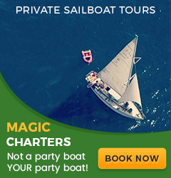 Magic Charters Sayulita private sailboat tours image