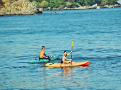 Sayulita Kayaking and adventure on the water for your Sayulita vacation