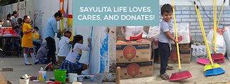 Giving back to the Sayulita community