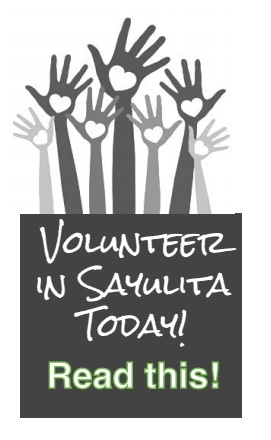 Volunteer in Sayulita