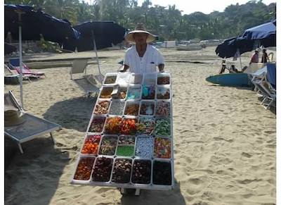 sayulita beach candy shop