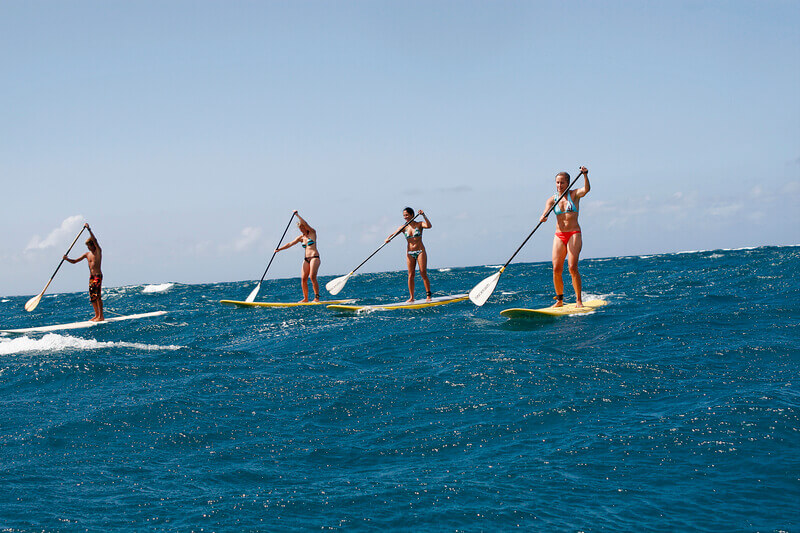sayulita stand up paddle group