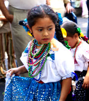 Sayulita Children Traditional Clothing