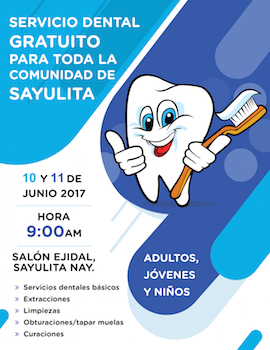free dental clinic in Sayulita