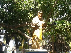 statue of san pancho