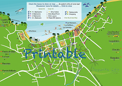 sayulita map streets printable