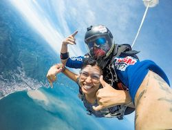 Skydiving on your Sayulita Vacation