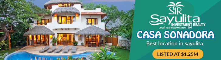 Casa Soñadora for sale banner