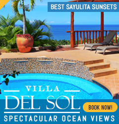 villa del sol vacation rental in sayulita