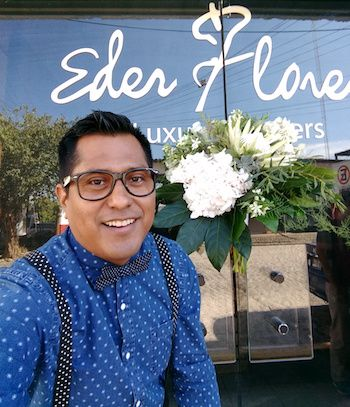 Eder Flores Luxury Flowers: An Interview with Eder