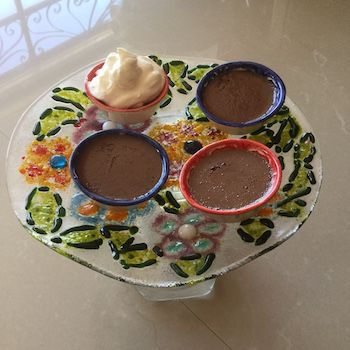Live, Love, & Eat in Sayulita: Chocolate Pots de Crème