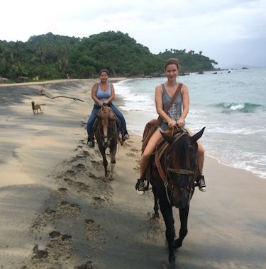 Horseback Riding with Mi Chaparrita