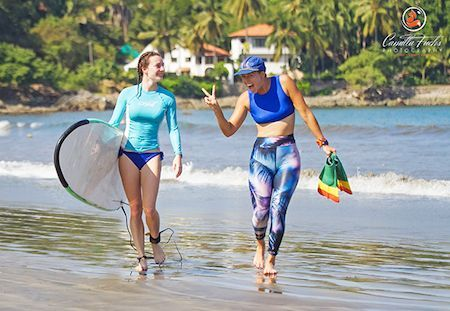 Yoga & Surf with Leah: Why Choose Between the Two?